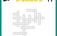 Printable Crossword Creator