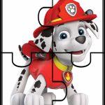 Free Paw Patrol Jigsaw Puzzle | Linus | Paw Patrol Games, Paw Patrol   Printable Jigsaw Puzzles For Preschoolers