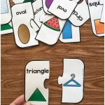 Free Printable 2D Shape Puzzles | Simply Kinder Blog Posts | Shape   Printable Puzzles Kindergarten
