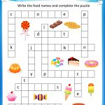 Free Printable Crosswords With Top 10 Benefits For Our Kids   Printable Crossword Puzzles For Elementary Students