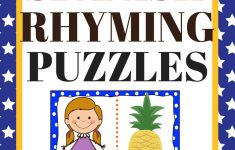 Printable Puzzles In Spanish