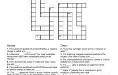 Printable Wedding Crossword Puzzle