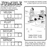Free Printable Word Jumble Puzzles For Adults Printable Jumble For   Printable Unscramble Puzzles