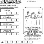 Free Printable Word Jumble Puzzles For Adults Printable Word Jumble   Printable Jumble Puzzles For Adults