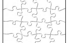 Free Puzzle Template, Download Free Clip Art, Free Clip Art On – Printable Blank Puzzles