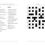 Golf Term Crossword Clue Elegant The Times Quick Crossword Book 19 – Free Printable Quick Crossword Puzzles