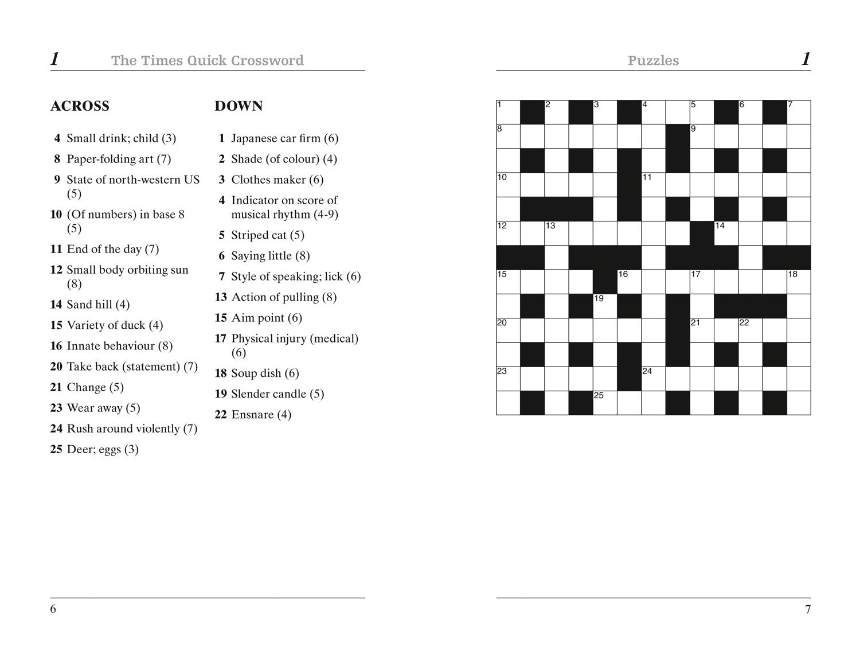 Golf Term Crossword Clue Elegant The Times Quick Crossword Book 19 - Printable Golf Crossword Puzzles
