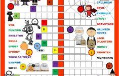 Printable Crossword Puzzles Halloween