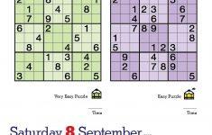 Printable Mensa Puzzles