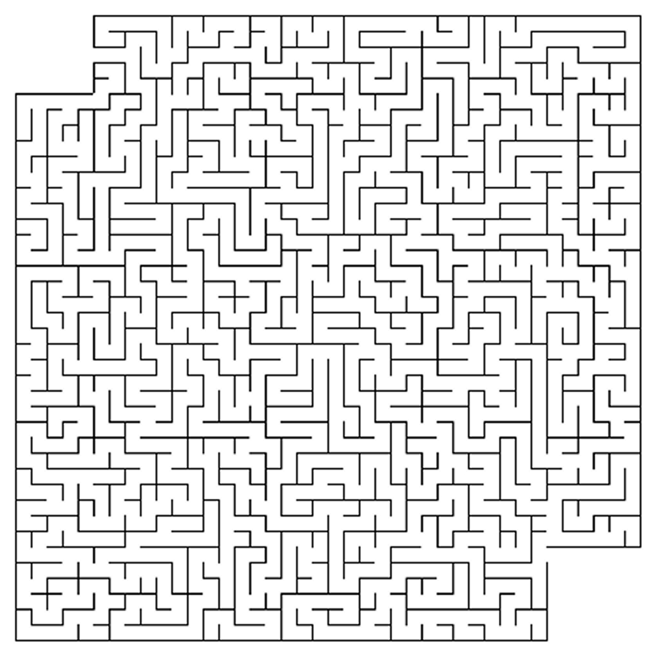 Hard Mazes - Best Coloring Pages For Kids - Printable Puzzles And Mazes