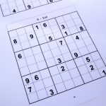 Hard Printable Sudoku Puzzles 6 Per Page – Book 1 – Free Sudoku Puzzles   Printable Sudoku Puzzles One Per Page
