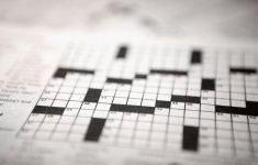 Universal Daily Crossword Puzzle Printable