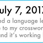 How I Mastered The Saturday Nyt Crossword Puzzle In 31 Days   Printable Crossword Puzzles July 2017