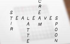 Create Own Crossword Puzzles Printable