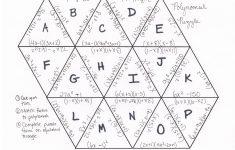 Printable Tarsia Puzzles