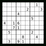 Is A 'legit' Sudoku Puzzle Supposed To Be Symmetrical?   Puzzling   Printable Sudoku Puzzles Easy #2