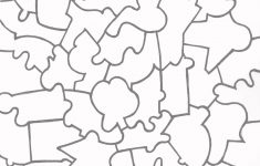 Free Printable Jigsaw Puzzles Template