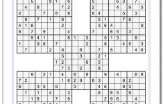 Printable Kenken Puzzles 9X9
