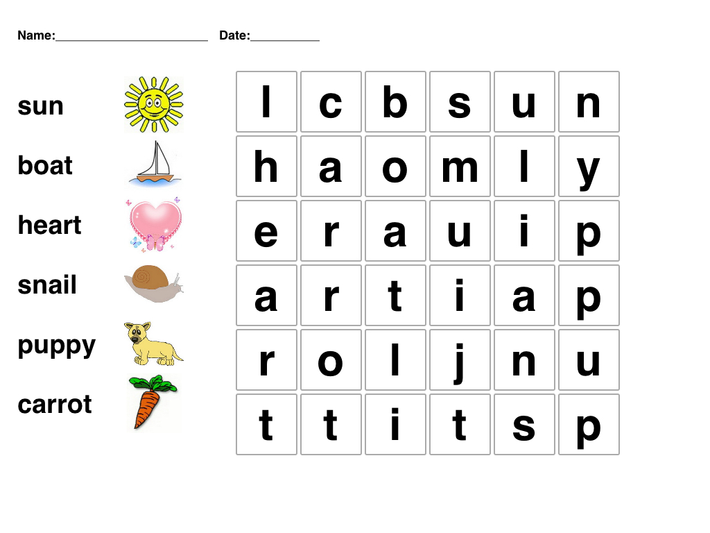 Kids Word Puzzle Games Free Printable | Puzzle | Word Games For Kids - Printable Word Puzzles Games
