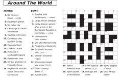 Print Off Puzzle Games