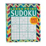Large Print Sudoku Book Coupons, Discount Codes – Gifts For Women   Puzzle Print Discount Code