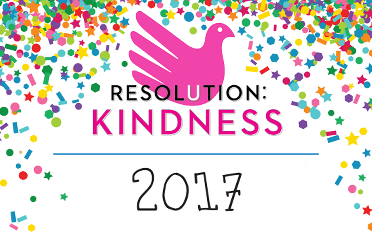 Let's Make 2017 The Year Of Being Kind - Printable Numbrix Puzzles Parade