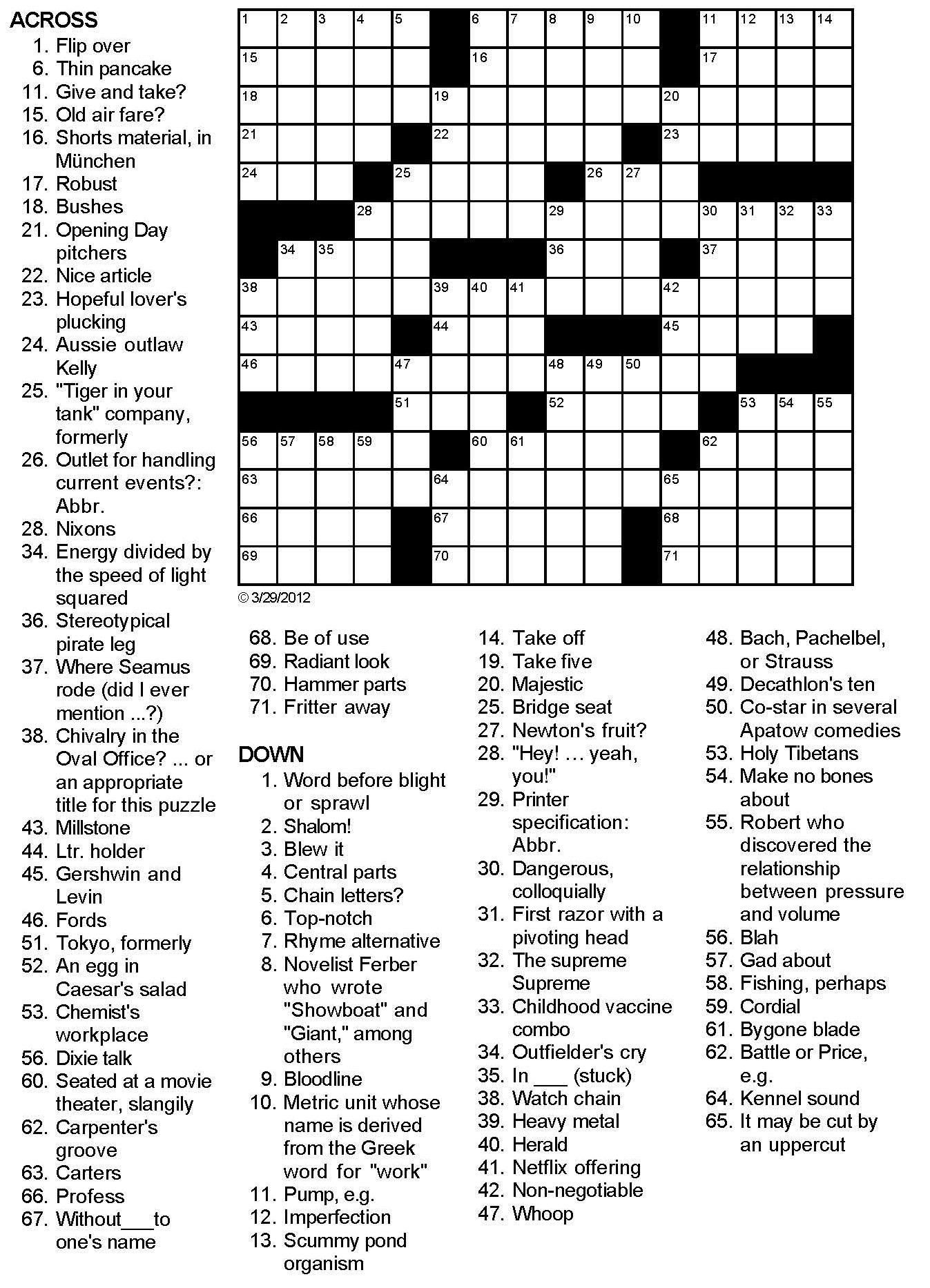Love God Crossword Puzzle - Printable Love Crossword Puzzles