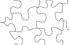 Printable Jigsaw Puzzles Pieces