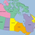 Map Of Canada Puzzle Printable   Capitalsource   Printable Puzzle Of Canada