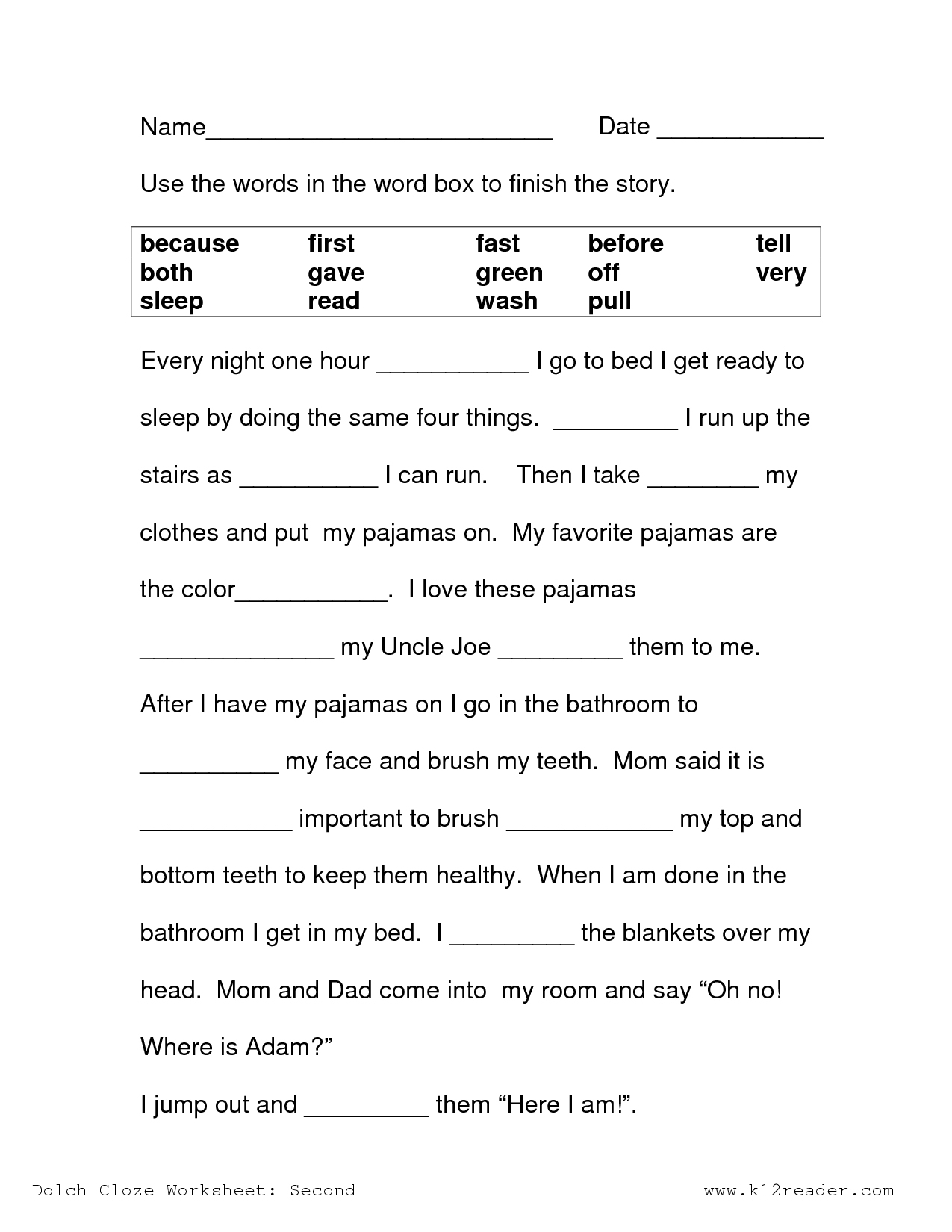 Math Worksheet: 2Nd Grade Science Worksheets Free Printable Easy - Printable Crossword Puzzles 2Nd Grade