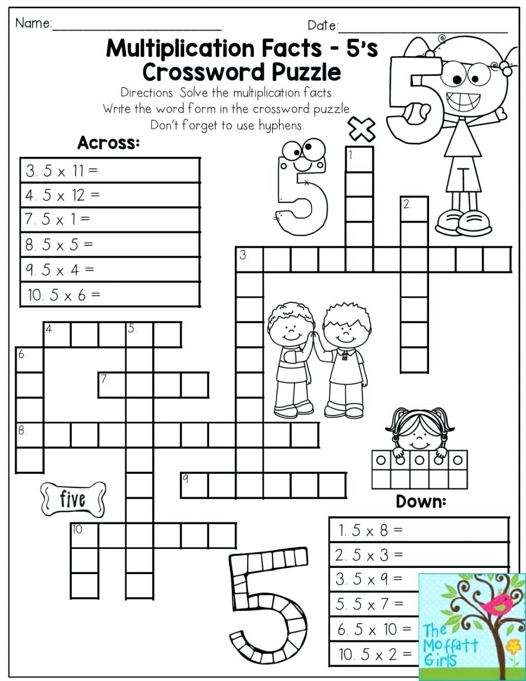 Math Worksheet Game Worksheets 7Th Grade Puzzle 6Th For Second Free - Printable Multiplication Puzzles
