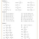 Maths Worksheets | Ks3 & Ks4 Printable Pdf Worksheets   Printable Puzzles Ks3