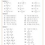 Maths Worksheets | Ks3 & Ks4 Printable Pdf Worksheets   Printable Puzzles Ks3