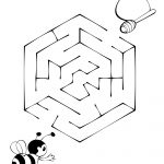 Maze Puzzle For Kids To Print | Kiddo Shelter   Printable Labyrinth Puzzles