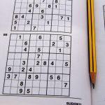 Medium Printable Sudoku Puzzles 6 Per Page – Book 1 – Free Sudoku   Printable Sudoku Puzzles One Per Page