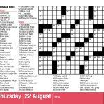 Mensa 10 Minute Crossword Puzzles Page A Day Calendar 2019 Calendar   Printable Mensa Puzzles