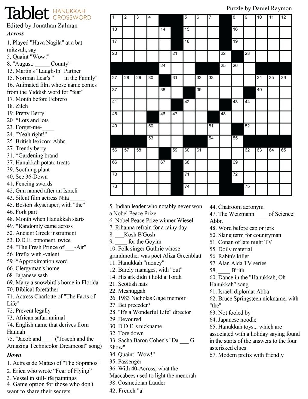 Middle School Crossword Puzzles Raunchy Some Of The Words In The - Printable Puzzles Middle School