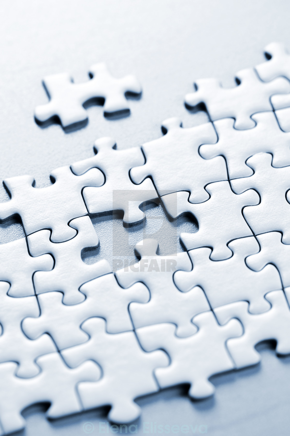 Missing Puzzle Piece - License, Download Or Print For £31.00 - Print Missing Puzzle Piece