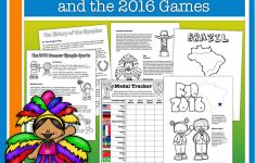 Mommy Maestra: Comprehensive Summer Games Unit & Free Printable – Printable Lexicon Puzzles