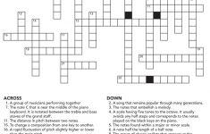 Printable Crossword Puzzles Grade 3