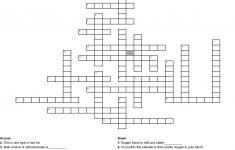 Nutrition Printable Puzzle