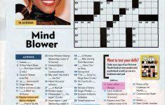 Star Magazine Crossword Puzzles Printable