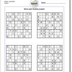 Pindadsworksheets On Math Worksheets | Sudoku Puzzles, Maths   Printable Crossword Puzzles Livewire