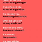 Pinmercedes Williams On That Filipino Buhay | Tagalog Words   Printable Crossword Puzzle Tagalog