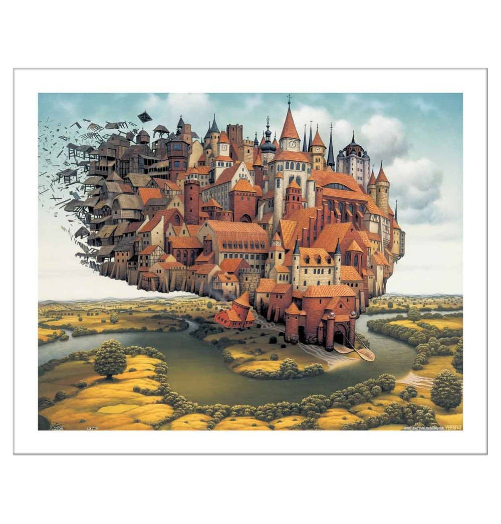 Pintoo 2D Jigsaw Puzzle - 500Pc Puzzle | Counter11 Singapore - Print Jigsaw Puzzle Singapore