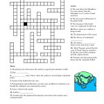 Planets Crossword Puzzle Worksheet   Pics About Space | Fun Science   Printable Science Crossword Puzzles