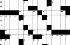 Merl Reagle Printable Crossword Puzzles