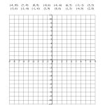 Plotting Coordinate Points (A)   Free Printable Christmas Coordinate   Printable Graphing Puzzles