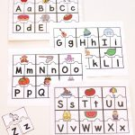 Printable Abc Puzzles For Pre K And Kindergarten   Printable Kid Puzzles Free