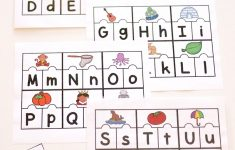 Printable Puzzles For Kindergarten